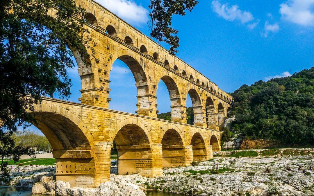 5 mooiste bestemmingen in Frankrijk